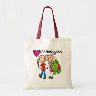 I Love Carnivals Tote Bag