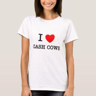 I Love Cash Cows T-Shirt