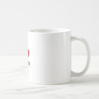 i love cassidy coffee mug