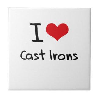 I love Cast Irons Ceramic Tiles