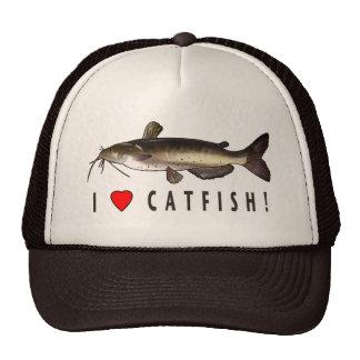 I Love Catfish! Trucker Hat