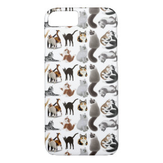 I Love Cats iPhone 7 Case