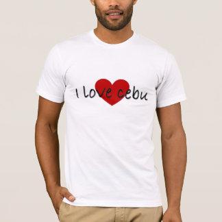 I love cebu T-Shirt