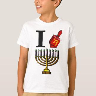 I Love Chanukah Shirt