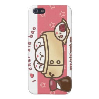 i love char siu bao iphone case