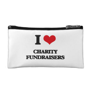 I love Charity Fundraisers Makeup Bag