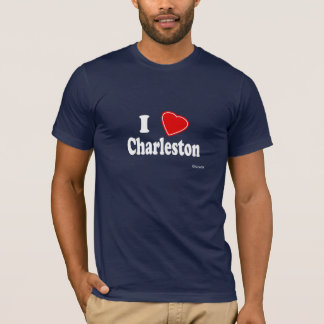 I Love Charleston T-Shirt