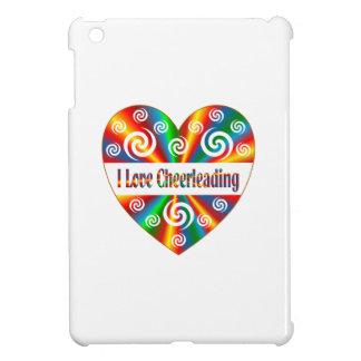I Love Cheerleading iPad Mini Case