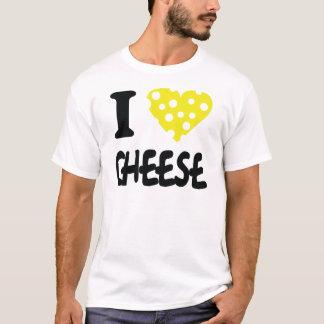 I love cheese icon T-Shirt