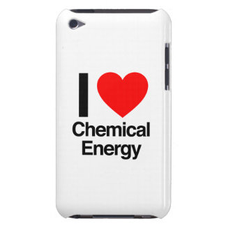i love chemical energy iPod touch case