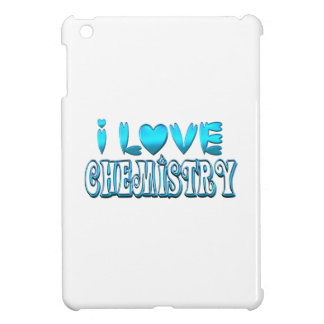 I Love Chemistry Cover For The iPad Mini