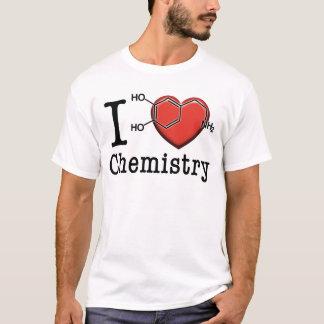 I Love Chemistry T-Shirt