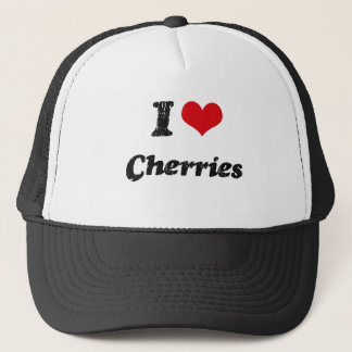 I love Cherries Trucker Hat