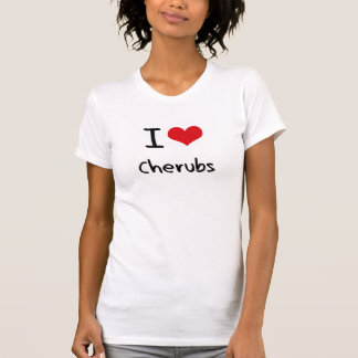 I love Cherubs Tshirt