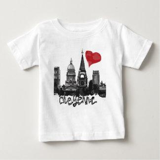 I love Cheyenne Baby T-Shirt