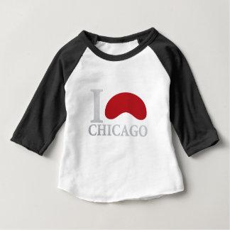 I LOVE CHICAGO BABY T-Shirt
