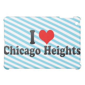 I Love Chicago Heights, United States iPad Mini Covers