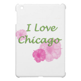 I love Chicago iPad Mini Cover