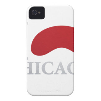 I LOVE CHICAGO iPhone 4 COVER