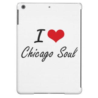 I Love CHICAGO SOUL iPad Air Cases
