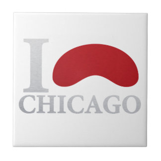 I LOVE CHICAGO TILE