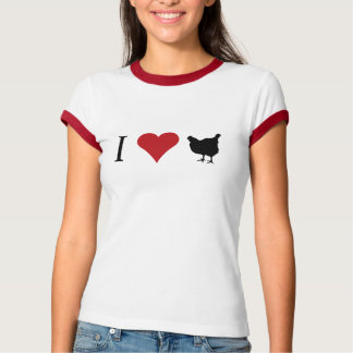 I Love Chickens T-Shirt