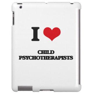 I love Child Psychotherapists