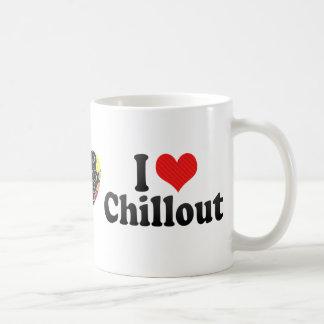 I Love Chillout Coffee Mug