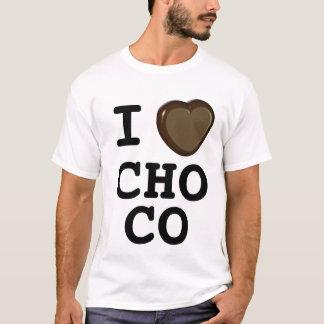 I love choco chocolate T-Shirt