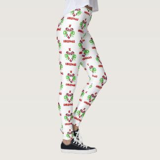 I love Christmas Leggings