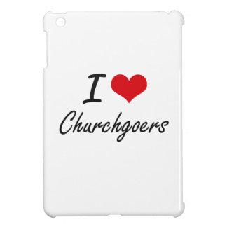 I love Churchgoers Artistic Design Cover For The iPad Mini
