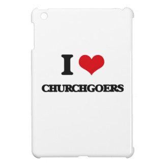 I love Churchgoers iPad Mini Cover
