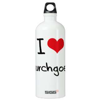I love Churchgoers SIGG Traveler 1.0L Water Bottle
