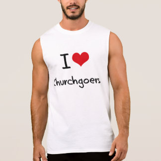 I love Churchgoers Shirts