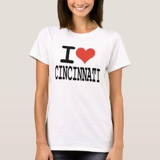 I love Cincinnati T-Shirt