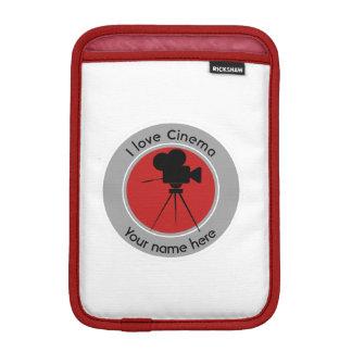 I love Cinema iPad Mini Sleeve