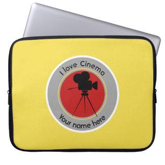I love Cinema Laptop Sleeve