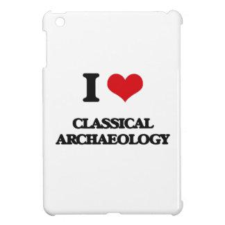 I Love Classical Archaeology iPad Mini Cover