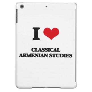 I Love Classical Armenian Studies iPad Air Cases