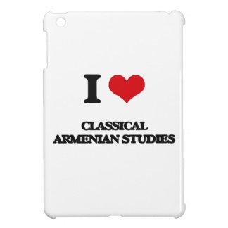 I Love Classical Armenian Studies iPad Mini Case