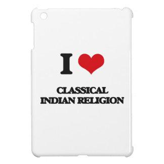 I Love Classical Indian Religion Cover For The iPad Mini