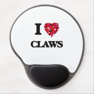 I love Claws Gel Mouse Pad