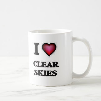 I love Clear Skies Coffee Mug