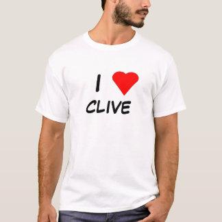 I Love Clive T-Shirt