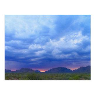 I Love Clouds :) Postcard