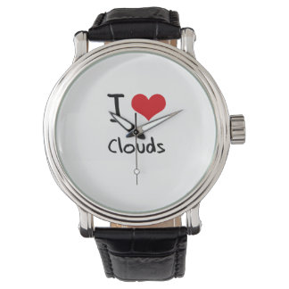 I love Clouds Watch