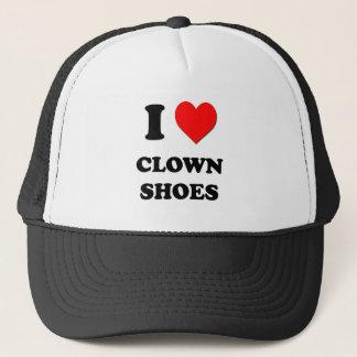 I love Clown Shoes Trucker Hat