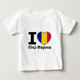 I love Cluj Napoka Baby T-Shirt