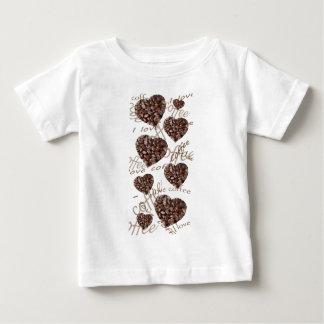 I Love Coffee!! Baby T-Shirt