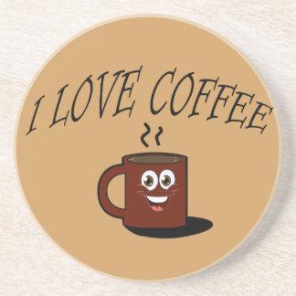 I love coffee coaster